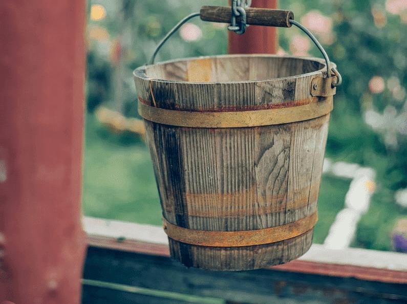 creating a bucket list