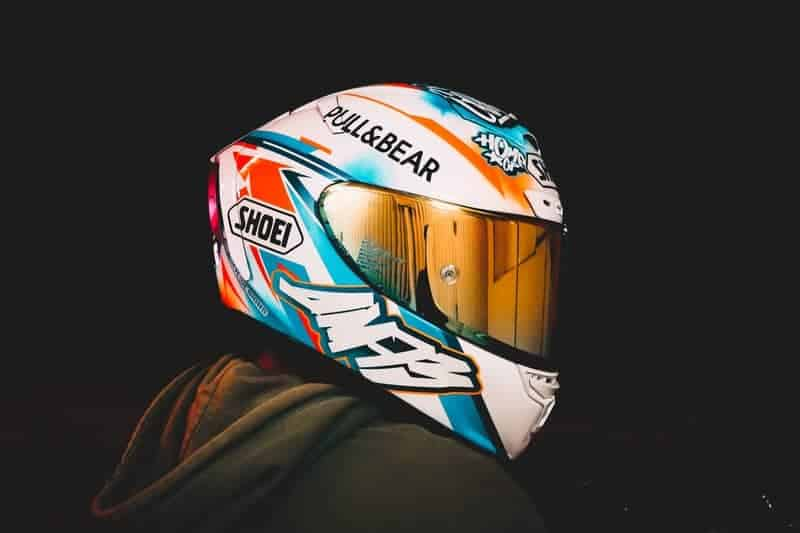 life happens, get a helmet