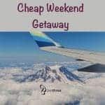 planning a cheap weekend getaway