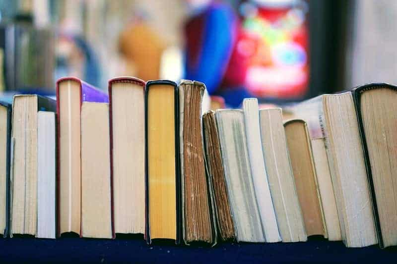 where to donate books