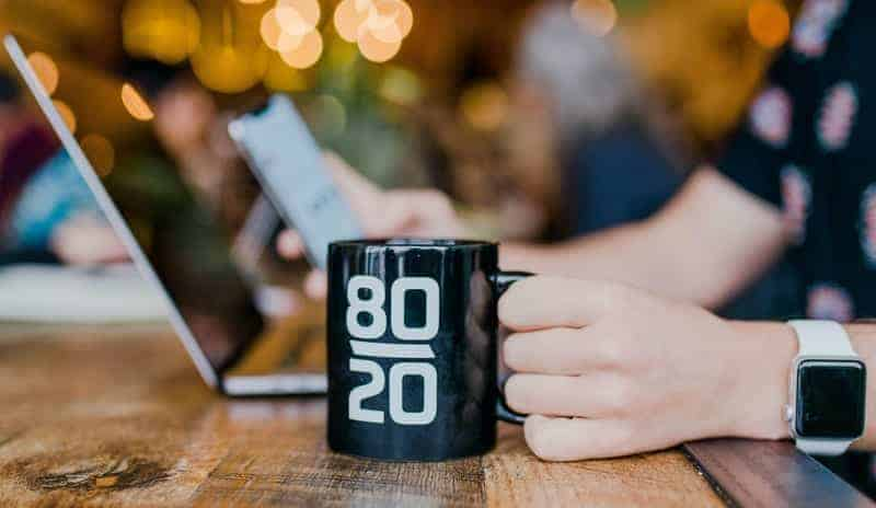 the 80/20 rule and how it can make your life more efficient