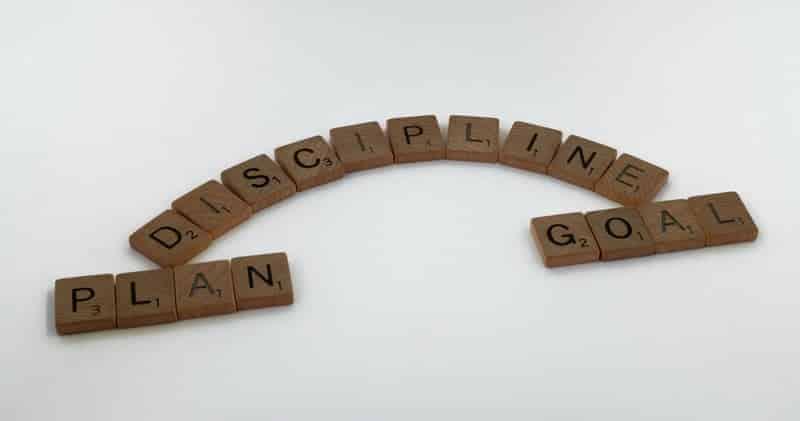 how to improve self discipline